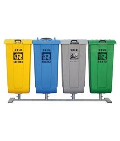 Contenitori per rifiuti e raccolta differenziata ...